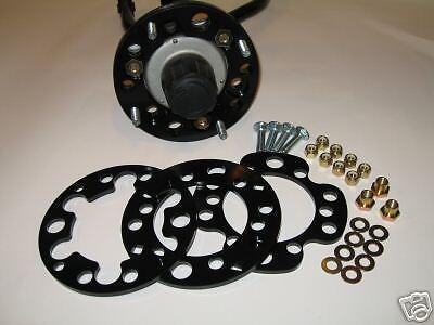 Suzuki LT80 to Z400 4x144mm Front Wheels Tires Conv.Kit