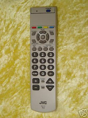 JVC TV Remote Control Unit  - RM C115 - Brand New