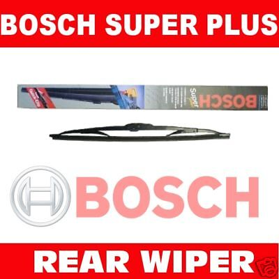 Isuzu Trooper  Big Horn all BOSCH WIPER BLADE REAR
