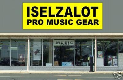 Iselzalot Pro Music Gear