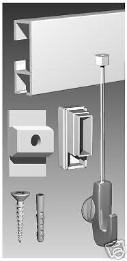 Arti Gallery Tracklight & Picture Hanging Systems Kit 2