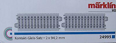 MÄRKLIN 24995 contact track set #new original packaging##