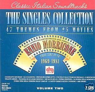Ennio Morricone: SINGLES COLLECTION (New/Sealed 2 CD's)