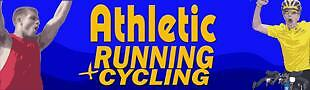 Athletic Running and Cycling