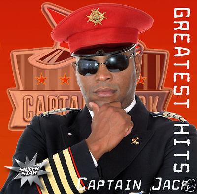 CD Captain Jack Greatest Hits