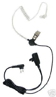 Klein Signal Earpiece Headset For Motorola Cp200d Cp200xl...
