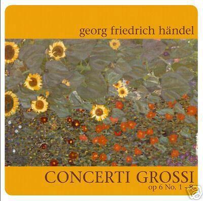 GEORG FRIEDRICH HÄNDEL Concerti Grossi (2CDs)#CLS 4339