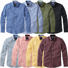 Charles Wilson Men's Cotton Laundered Oxford Shirt