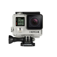 GoPro HERO4 Silver Edition Action Camera Camcorder - Certified Refurbished