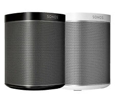 Sonos PLAY 1 Compact Wireless Smart Speaker for Streaming Music (Black or White)