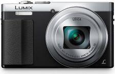 Panasonic Lumix DMC-TZ71  12.1 MP Kompaktkamera silber (Digitalkamera)