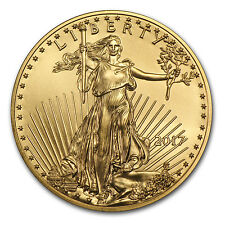 2017 1 oz Gold American Eagle Coin Brilliant Uncirculated - SKU #117271