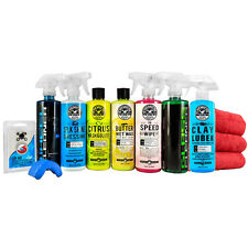 Chemical Guys - Starter Car Care Kit (9 Items) HOL124MAX