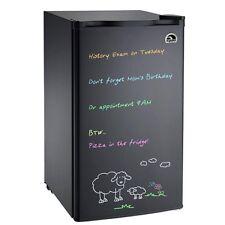 3.2 cu ft Igloo Eraser Board Mini Refrigerator in Black - FR326 - Refurbished